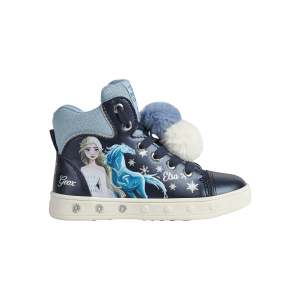 J Skyline Girl sneaker with lights