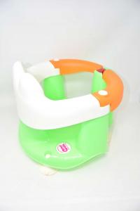 Girello From Tub Kids Babyok Crab Green Orange