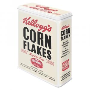 Scatola XL Kellogg's di latta