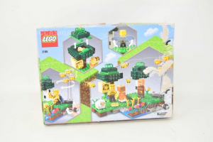 Game Lego Minecraft The Farm Of Bees