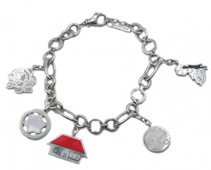 MONT BLANC CHARMS