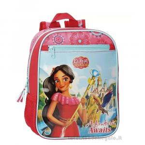 Zainetto Elena of Avalor Disney per l'asilo 23x10x28 cm - Articoli per la Scuola
