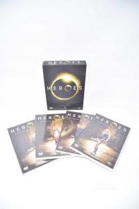 Slipcase Dvd Heroes Season 1 (7 Dvd)