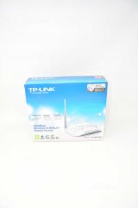 Modem Tp-link 150 Mbps Wireless N° Adsl2 + Modem Router