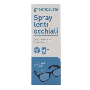 Spray Igienizzante Occhiali e Lenti 50 ml Green Natural