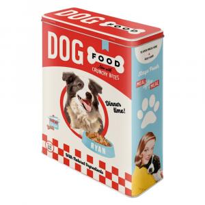 Scatola XL Dog food di latta