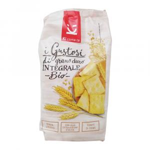 Crackers Gustosi Integrali Senza Lievito 200 Gr KI