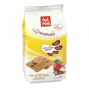 I granomela - biscotti integrali senza zuccheri aggiunti - linea benessere Baule volante