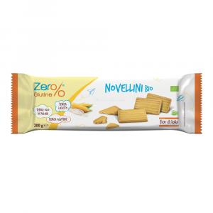 Novellini mais e riso Zer%glutine