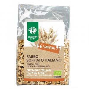FARRO SOFFIATO ITALIANO  100g  PROBIOS