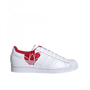 Adidas Superstar Trifoglio Rosso