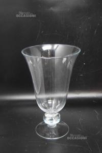 Glass Bowl 25 Cm