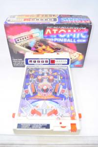 Game Flipper Table Top Vintage Working - Tomy
