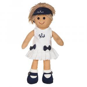 Bambola Emma tennista My Doll 27 cm