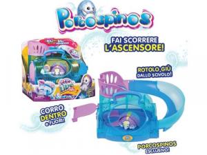PORCOSPINOS PLAYSET SCIVOLO