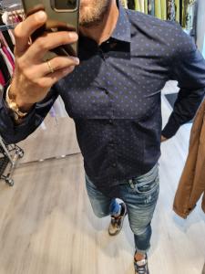Camicia pois