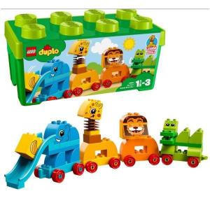 Lego Duplo My First il Treno Degli Animali