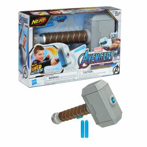 Nerf Marvel Avengers Thor Hammer Strike Hasbro