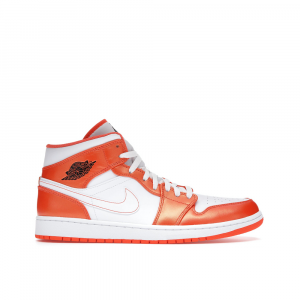 Jordan 1 Mid Se Metallic Orange