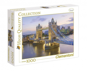 Tower Bridge 1000 pezzi High Quality Collection