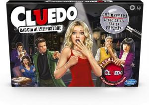 Hasbro  Hasbro Cluedo - Caccia All'Impostore