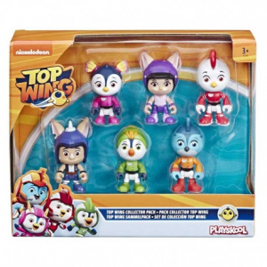 HASBRO TOP WING COLLECTION PACK PZ 6 CM 7,5