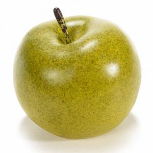Mela verde decorativa artificiale