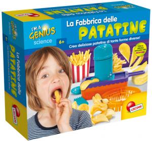 I'm A Genius La Fabbrica Delle Patatine