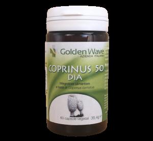Coprinus 50 DIA -  fonte di composti bioattivi