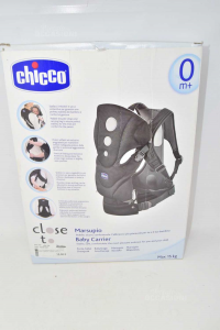 Chicco 8058664038732 Close To You Baby Carrier,ombre Black