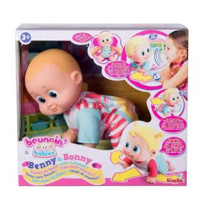 Benny Vieni Dalla Mamma. Bebe' Gattonante Interattivo