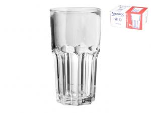 Bicchiere grande bibita coctail birra