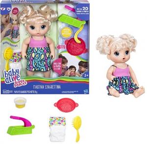 Hasbro bambola - Baby Alive Martina Spaghettina