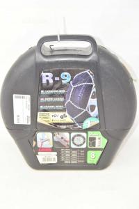 Catene Auto Lampa R-9 Misura8 9mm