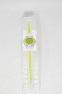 Orologio Swatch Skin Beat Giallo