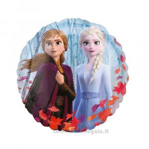 Palloncino Foil Frozen 2 Il segreto di Arendelle 43 cm Compleanno Bimba - Party allestimento