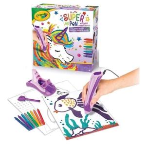 SUPER PEN Crayola Unicorno Neon