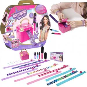 Cool Maker - Hollywood Hair Macchina Crea Extension, 12 Extension Personalizzabili e Accessori