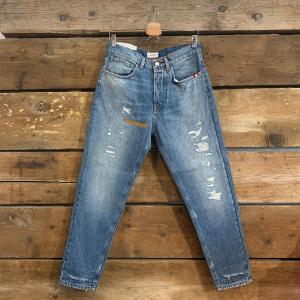 Jeans Amish Jeremiah Uomo Denim Cool Vintage