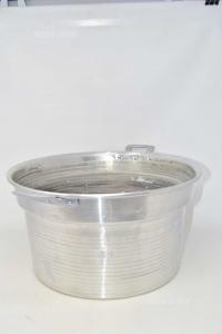 Pentola In Alluminio 39x21 Cm