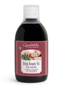 Drink Beauty Vit 500 ml bibita funzionale in fluido concentrato