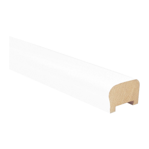 Corrimano Ayous Bianco Sagomato - DIMENSIONI: 5,0X3,0cm - Altezza: 3,00mt