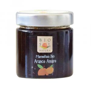 Marmellata di Arance Amare Biosol 240 gr