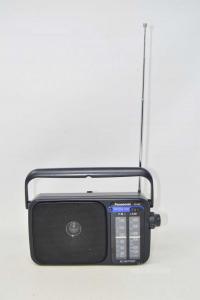 Radio Panasonic RF-2400 Compreso Di Cavo