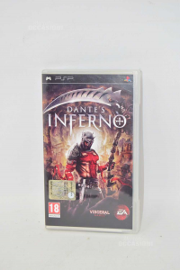 Psp Game Dante\'s Inferno
