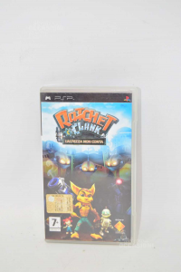 Psp Game Ratchet Clank Laltezza Not Conta