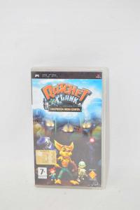 Videogioco Per PSP Ratchet Clank L'altezza Non Conta