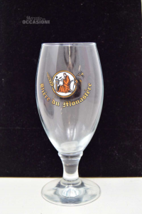 8 Chalices For Beer Biere Du Monastere Height 17 Cm