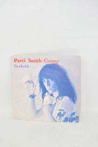 Vinyl 45 Turns Patti Smith Group Frederick
