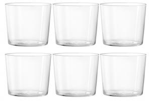 Bicchieri liquore vetro leggero 19cl